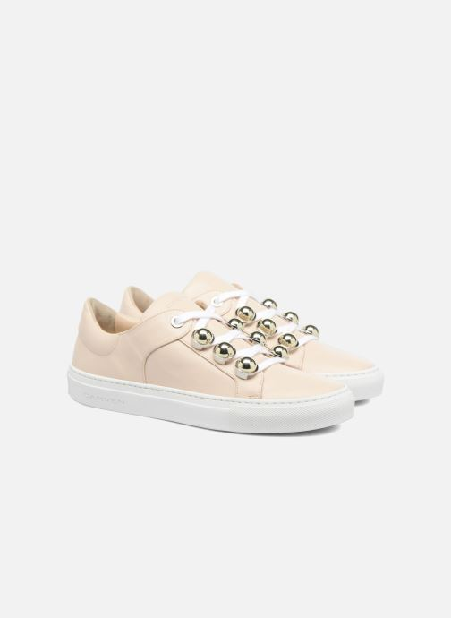 Trainers Carven Resonance Beige 3/4 view