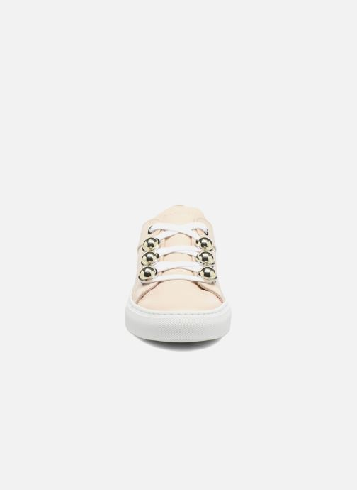 Trainers Carven Resonance Beige model view