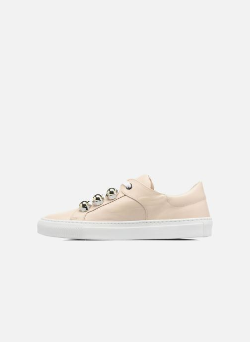 Trainers Carven Resonance Beige front view