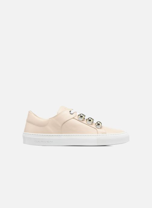 Trainers Carven Resonance Beige back view