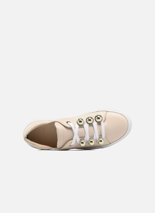 Trainers Carven Resonance Beige view from the left