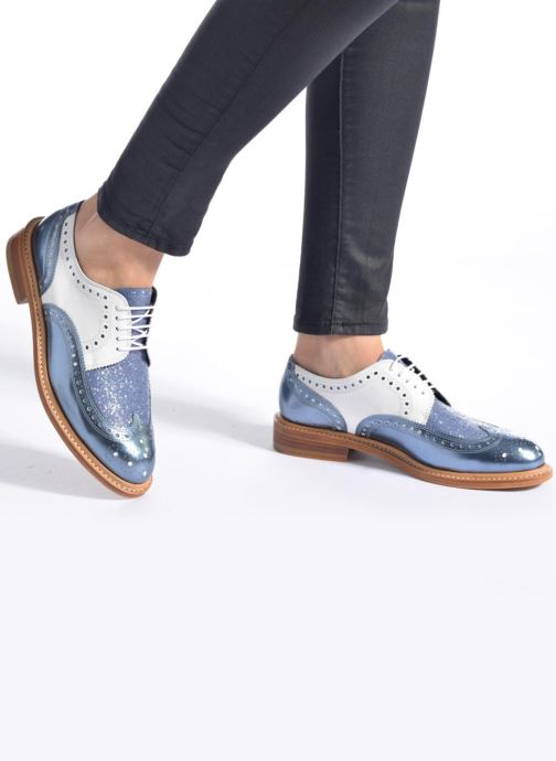 Clergerie OceanGlitter Roeltm À Chaussures Lacets 80Nmnw