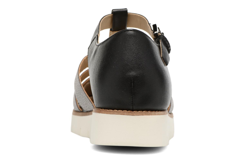 Sandales et nu-pieds Geox D DARLINE D D721YD Noir vue droite
