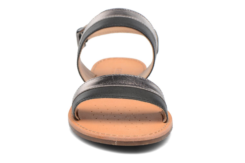 Sandals Geox D SOZY F D722CF Black model view