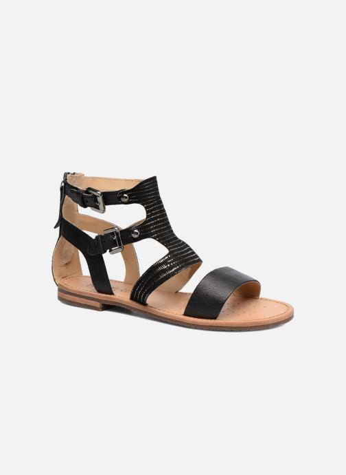 Geox D SOZY G D722CG (schwarz) - Sandalen bei Más cómodo
