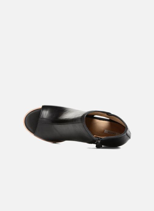 Geox D NEW CALLIE B D7240B (schwarz) Stiefeletten & Boots