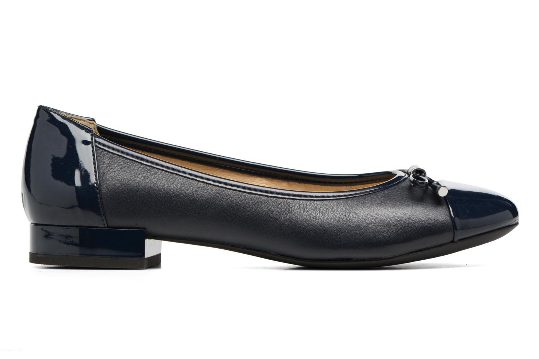 Zapatos de mujer baratos zapatos de mujer mujer mujer  Geox D WISTREY F D724GF (Azul) - Bailarinas en Más cómodo c4dd90