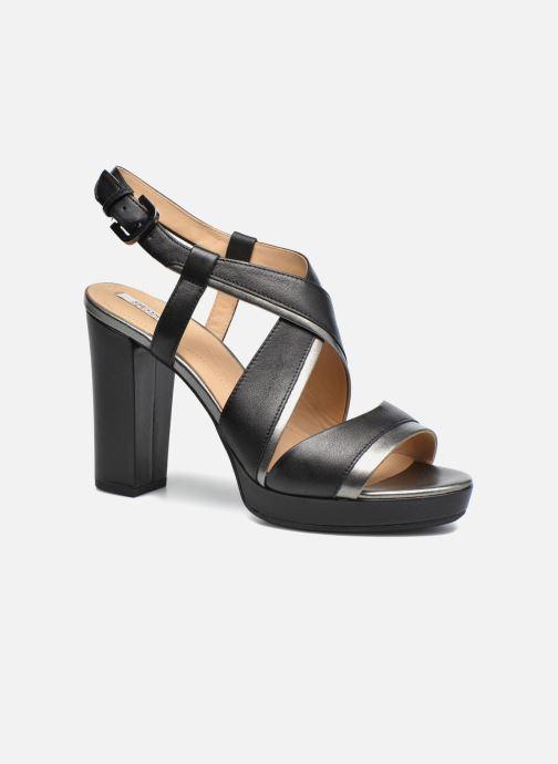 Geox D MAUVELLE D D724LD (Nero) Sandali e scarpe aperte