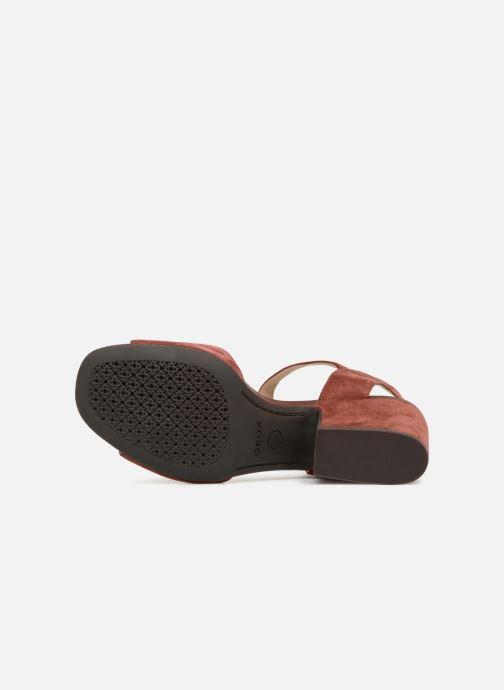 Geox D MARILYSE B D724UB (rot) - Sandalen bei Más Más Más cómodo e5e3ea