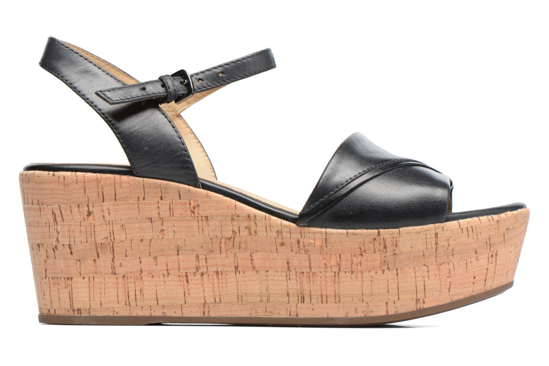 Sandali e scarpe aperte Geox D SAKELY A D724VA Nero immagine posteriore