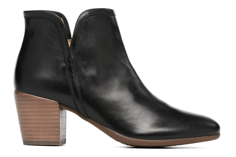 Bottines et boots Geox D LUCINDA B D7270B Noir vue derrière