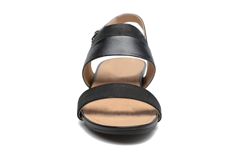 Sandals Geox D FORMOSA C D7293C Black model view