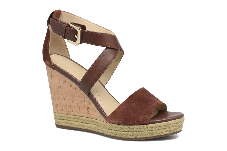 Sandales et nu-pieds Geox D JANIRA E D72P6E Marron vue détail/paire