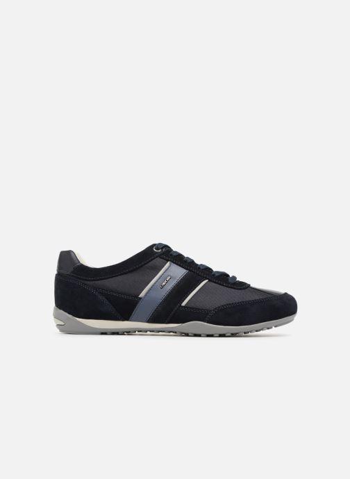 Sneaker Geox U WELLS C U52T5C blau ansicht von hinten