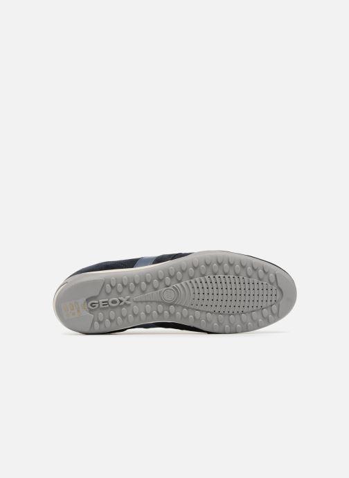 Sneaker Geox U WELLS C U52T5C blau ansicht von oben
