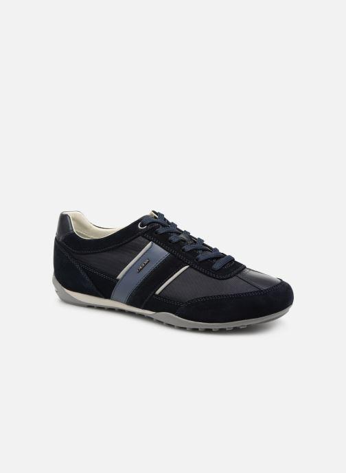Sneakers Geox U WELLS C U52T5C Azzurro vedi dettaglio/paio