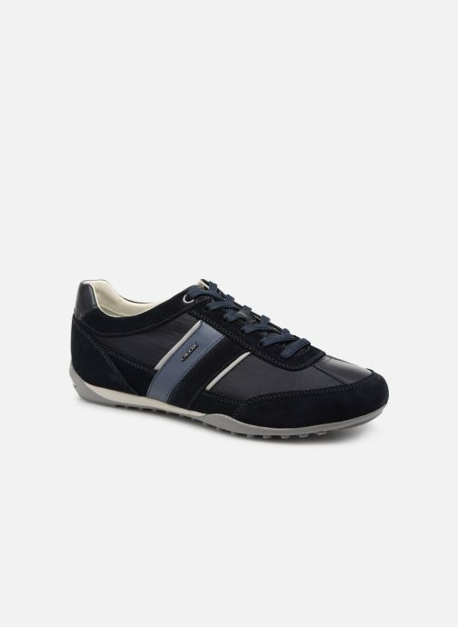 Sneaker Geox U WELLS C U52T5C blau detaillierte ansicht/modell