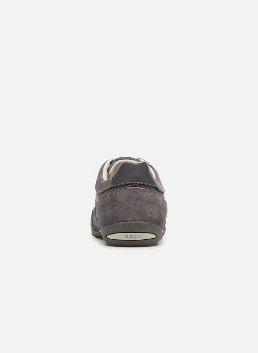 Grey Dk Baskets Geox U52t5c C U Wells hrdBsQCtx