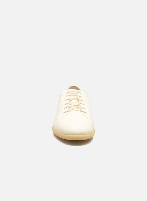 Sneakers Geox U NEW DO B U620QB Bianco modello indossato