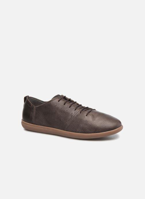 Sneaker Geox U NEW DO B U620QB braun detaillierte ansicht/modell