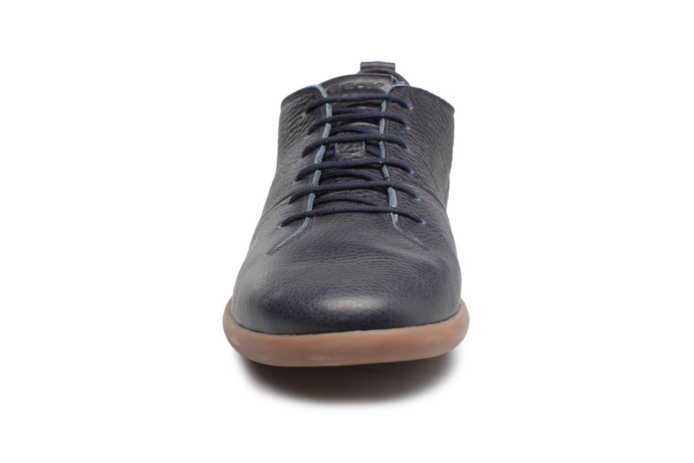 Sneakers Geox U NEW DO B U620QB Azzurro modello indossato
