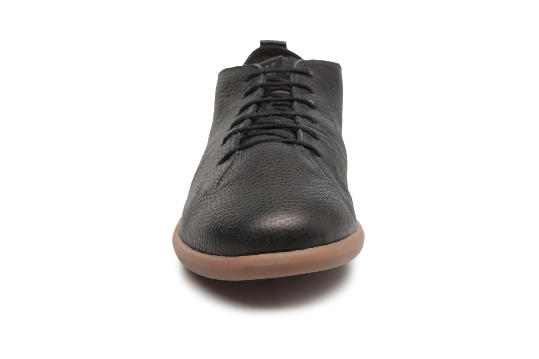 Baskets Geox U NEW DO B U620QB Noir vue portées chaussures