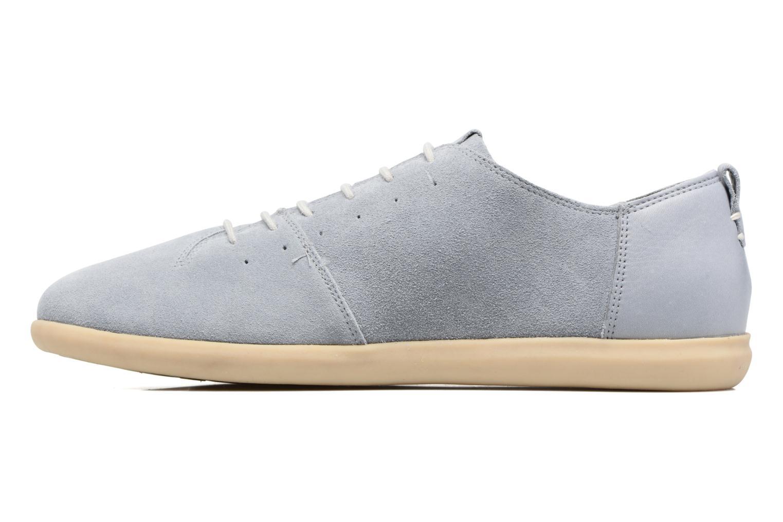 Sneakers Geox U NEW DO C U720QC Azzurro immagine frontale