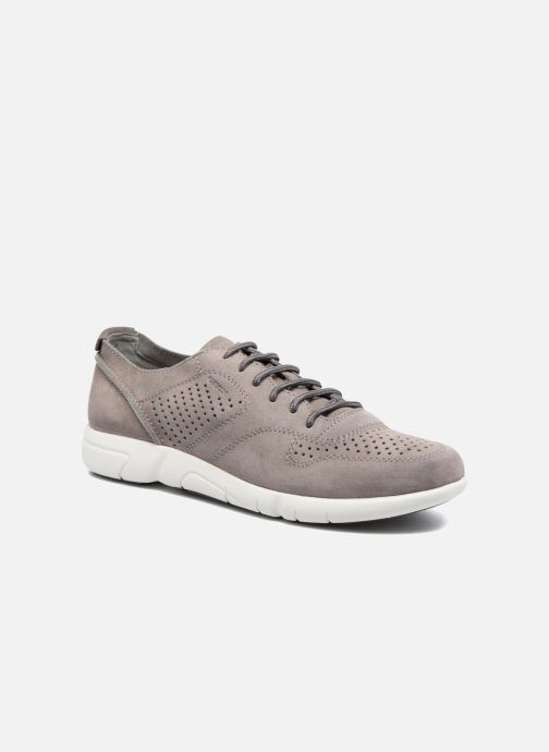 Sneaker Geox U BRATTLEY A U721PA grau detaillierte ansicht/modell