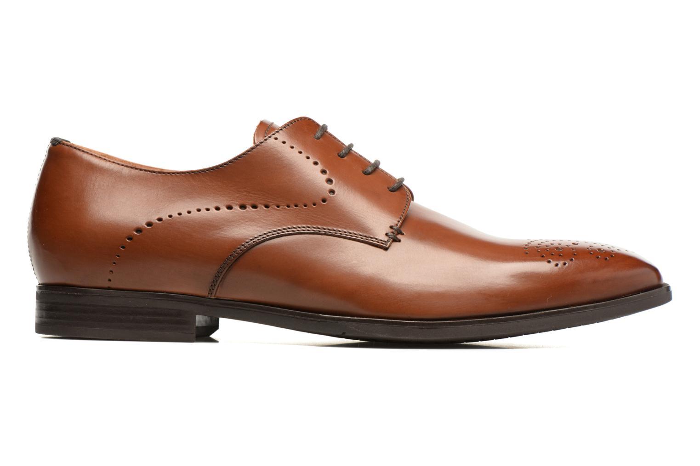 Chaussures à lacets Geox U NEW LIFE A U72P4A Marron vue derrière