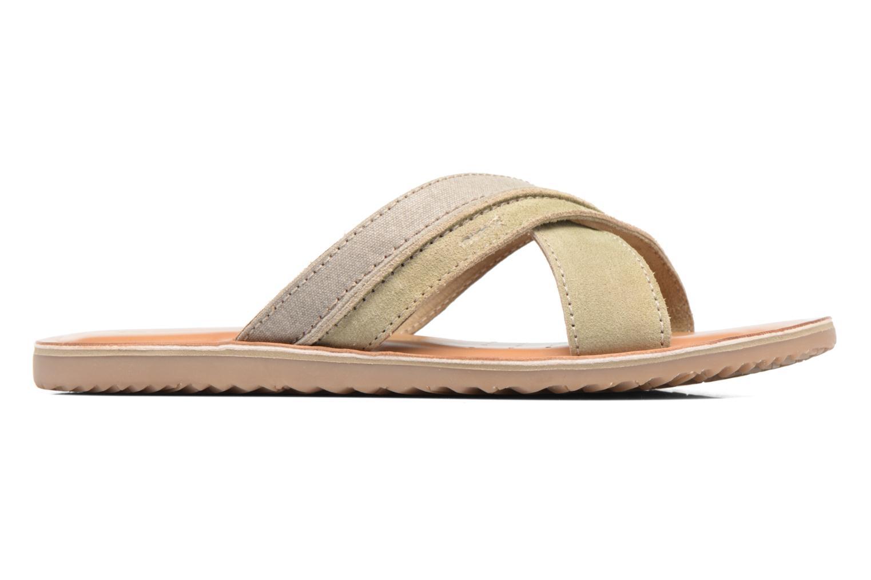 Sandales et nu-pieds Geox U ARTIE D U72V1D Beige vue derrière