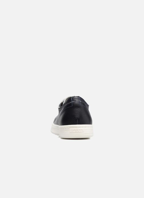 Sneaker Geox U RICKY B U72W1B blau ansicht von rechts