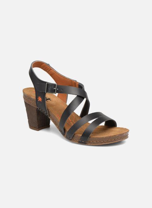 Sandales et nu-pieds Art I Meet 146 Noir vue détail/paire