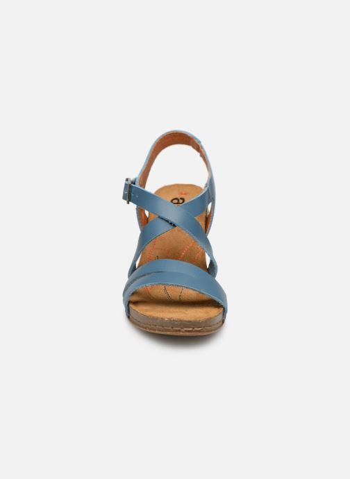 Sandales et nu-pieds Art I Meet 146 Bleu vue portées chaussures
