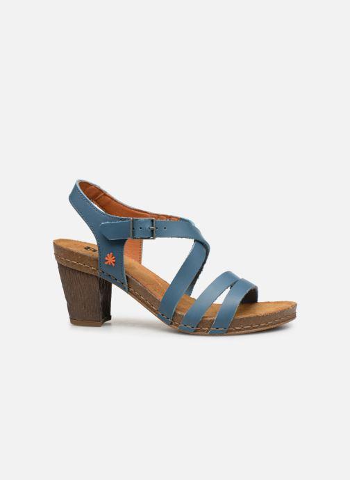 Sandales et nu-pieds Art I Meet 146 Bleu vue derrière
