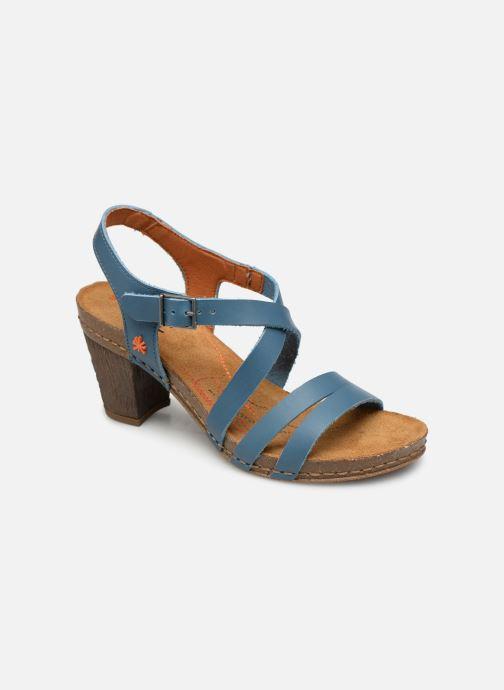 Sandales et nu-pieds Art I Meet 146 Bleu vue détail/paire