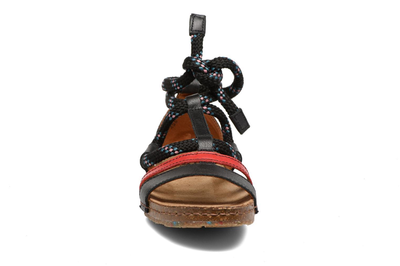 Sandales et nu-pieds Art Creta 456 Multicolore vue portées chaussures