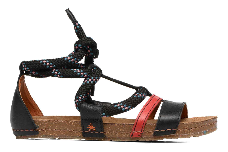 Sandales et nu-pieds Art Creta 456 Multicolore vue derrière