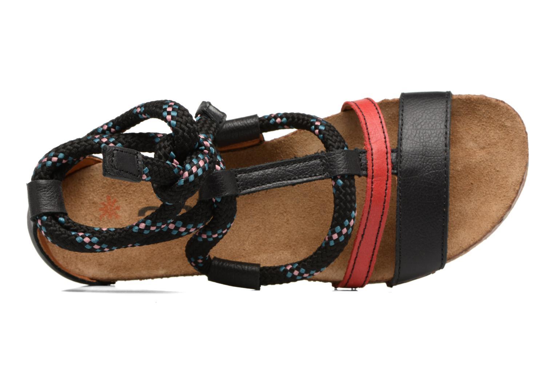Sandales et nu-pieds Art Creta 456 Multicolore vue gauche