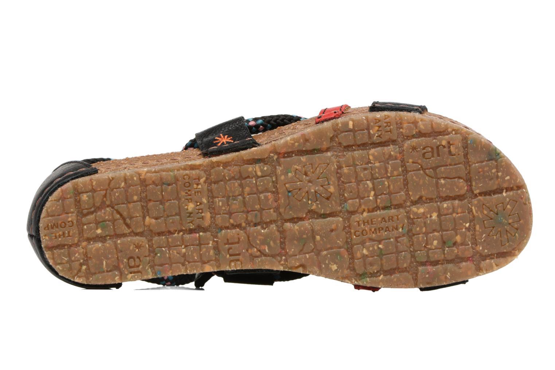 Sandales et nu-pieds Art Creta 456 Multicolore vue haut