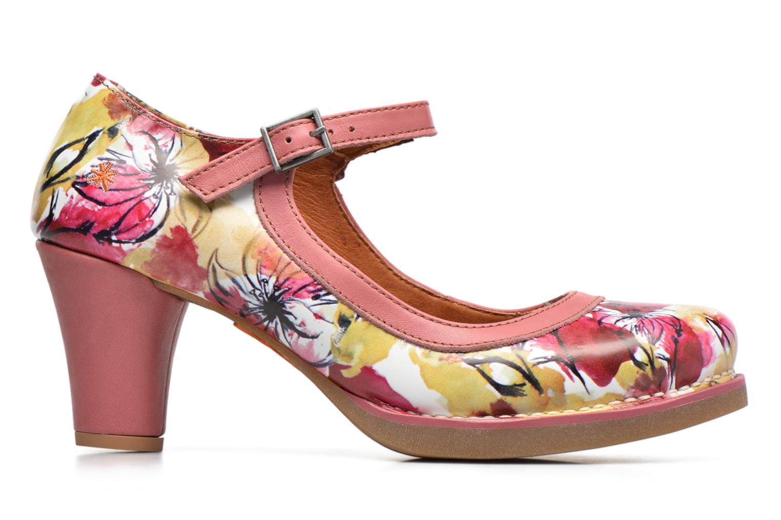 Pumps Art St. Tropez 1070 Multicolor achterkant
