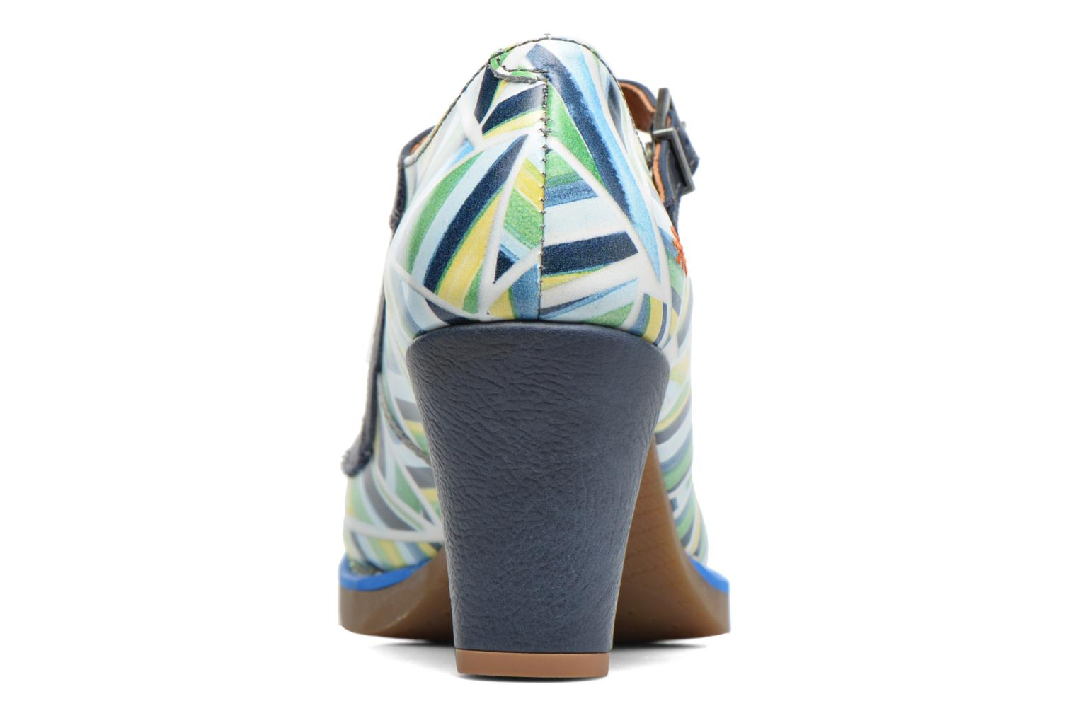 High heels Art St. Tropez 1070 Multicolor view from the right