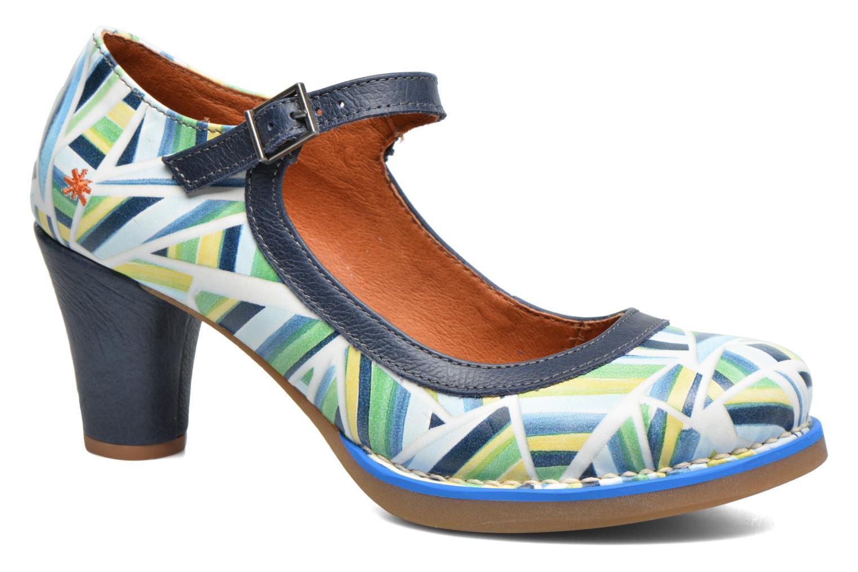 High heels Art St. Tropez 1070 Multicolor detailed view/ Pair view