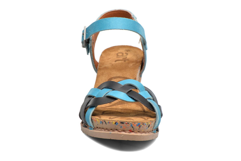Sandales et nu-pieds Art I Laugh 1110 Bleu vue portées chaussures