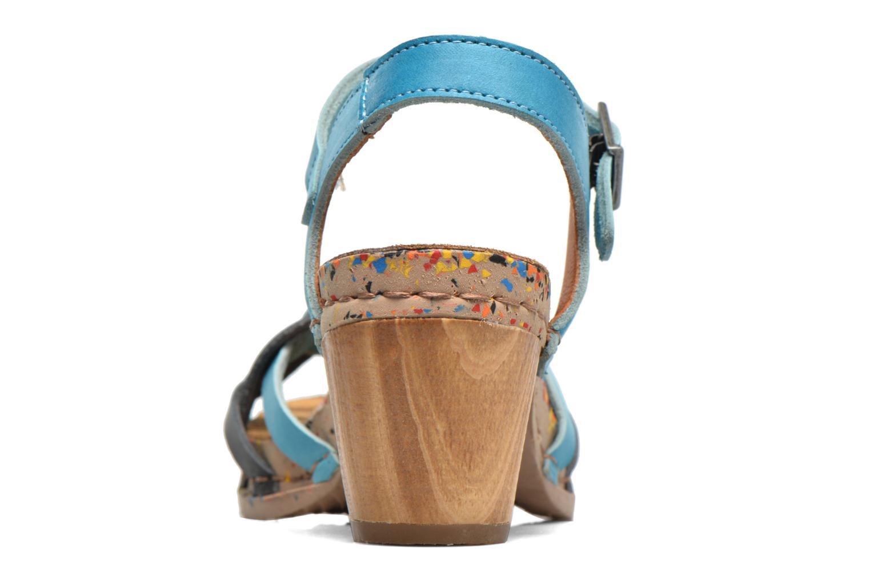 Sandales et nu-pieds Art I Laugh 1110 Bleu vue droite