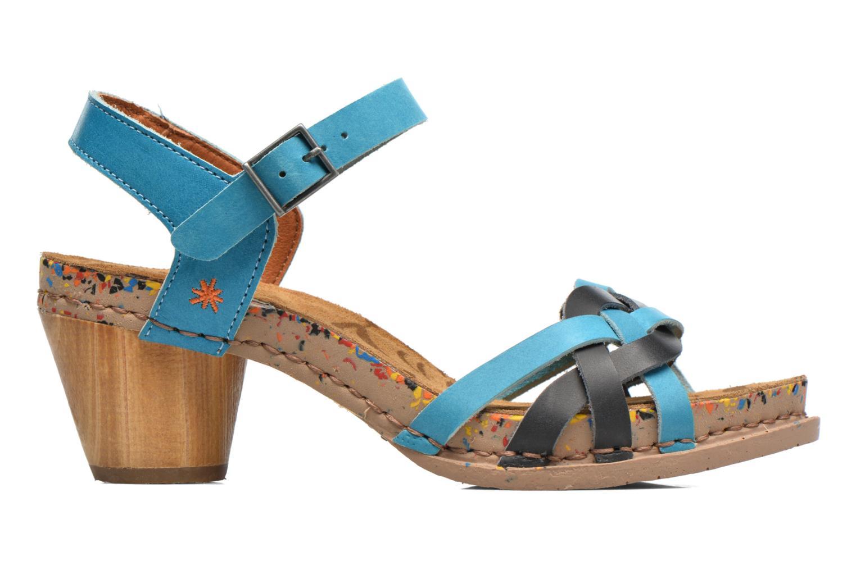 Sandales et nu-pieds Art I Laugh 1110 Bleu vue derrière