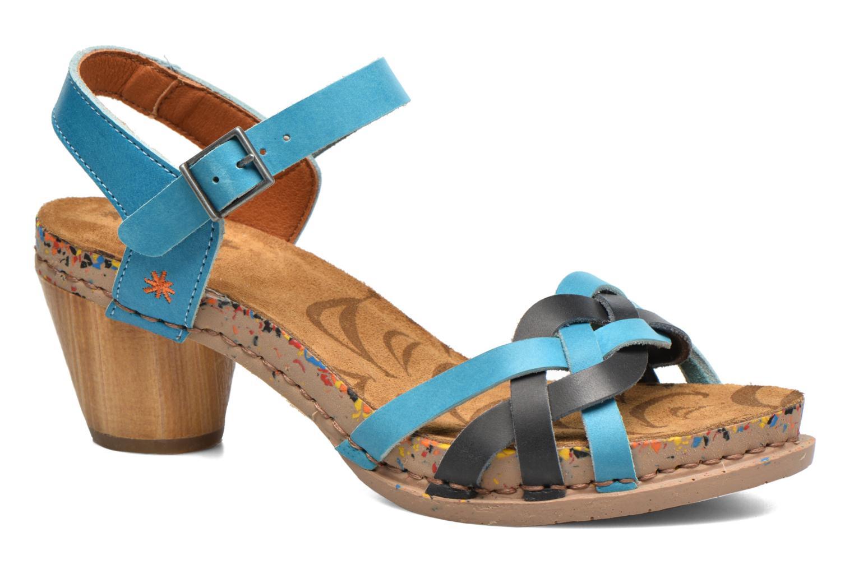 Sandales et nu-pieds Art I Laugh 1110 Bleu vue détail/paire