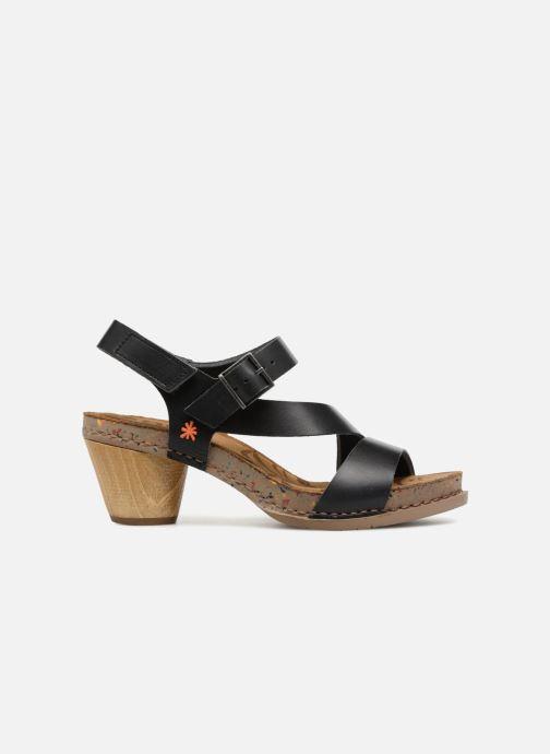 Sandalen Art I Laugh 1111 schwarz ansicht von hinten