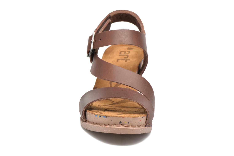 Sandalen Art I Laugh 1111 braun schuhe getragen