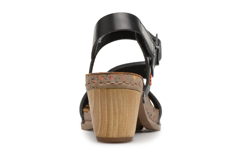 Sandalen Art I Laugh 1111 schwarz ansicht von rechts