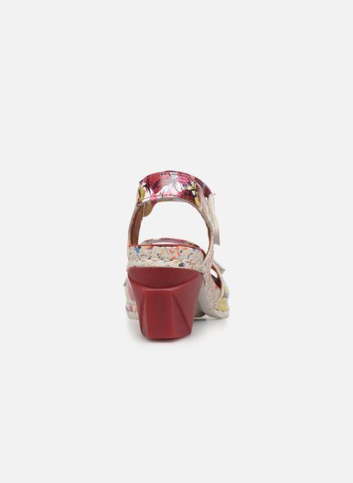 Sandales et nu-pieds Art I Enjoy 1121 Multicolore vue droite